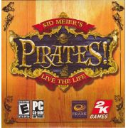 Jogo P/ PC Sid Meier's Pirates! Live The Life Midia Fisica