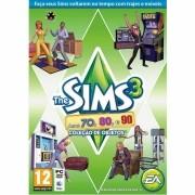 Jogo p/ PC The Sims3 Anos 70,80 e 90 Coleção de Objetos DVD Original Mídia Física
