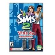 Jogo p/ PC The Sims 2 Vida de Apartamento (pacote de expansão) DVD Mídia Física