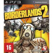 Jogo p/ PS3 Borderlands 2 DVD Midia Fisica