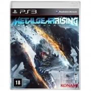 Jogo p/ PS3 Metal Gear Rising: Revengeance Mídia Física