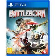 Jogo P/ PS4 Battleborn Midia Fisica