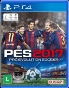 Jogo p/ PS4 PES Pro Evolution Soccer 2017 Mídia Física