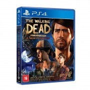 Jogo p/ PS4 The Walking Dead A New Frontier Mídia Física