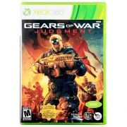 Jogo P/ Xbox 360 Gears Of War Judgment Midia Fisica