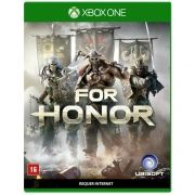 Jogo P/ Xbox One For Honor Midia Fisica
