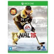 Jogo P/ Xbox One NHL 15 Midia Fisica