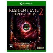 Jogo P/ Xbox One Resident Evil Revelations 2 Midia Fisica