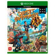 Jogo P/ Xbox One Sunset Overdrive Midia Fisica (Usado)