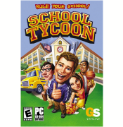 Jogo p/ PC School Tycoon CD Original Mídia Física