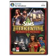 Jogo p/ PC The Sims Medieval: Pirates & Nobles (expansão) DVD Original Mídia Física