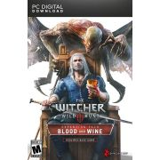 Jogo p/ PC The Witcher Expansion Pack Blood And Wine DVD Original Mídia Física