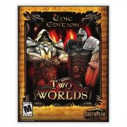 Jogo p/ PC Two Worlds Epic Edition DVD Original Mídia Física
