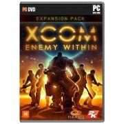 Jogo p/ PC Xcom: Enemy Within (Expansão) DVD Original Mídia Física