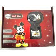 Lote C/ 10 Webcam Mickey Mouse 10024 2 Megapixels - USB 2.0 (Base quebrada)