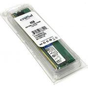 Memória DDR4 4GB Crucial UDIMM 2400MHZ CT4G4DFS824A