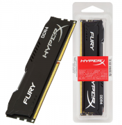 Memória Kingston Hyperx Fury 4gb 2400mhz Ddr4 Hx424c15fb/4