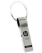 Pen Drive HP 32 Gb Prata Usb 3.0 P/N: Hpfd785w-32