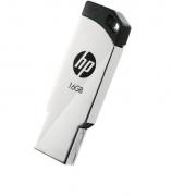 Pen Drive HP V236W 16 Gb Prata Usb 2.0 P/N: HPFD236W-16