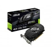 Placa de Vídeo Asus GeForce GTX 1050 TI 4GB GDDR5, PH-GTX1050TI-4G