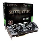Placa de Video EVGA GTX 1080 8GB SC Gaming ACX3.0 GDDR5X 08G-P4-6183-KR