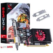 Placa de Video HD5450 1GB DDR3 Low Profile 64 Bits