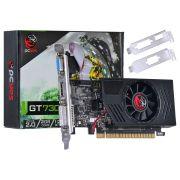 Placa de Vídeo NVidia PCYES GT730 2gb Ddr3 Pci-Express