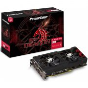 Placa de Vídeo Power Color Radeon RX 570 4GB AXRX 570 4GBD5-3DHDV2/OC