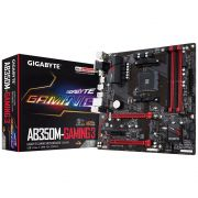 Placa-Mãe GIGABYTE p/ AMD AM4 mATX GA-AB350M-GAMING 3 DDR4
