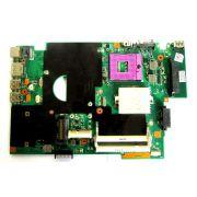 Placa Mãe Notebook Positivo Sim + 4041 E89382 P/N: 08N1- 0K11J00 (Placa C/ Defeito)