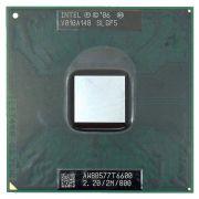 Processador 2.2ghz Intel Core 2 Duo 2m 800mhz Slgf5 (Semi Novo)
