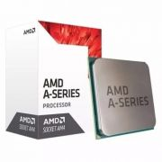 Processador AMD A10 9700 Bristol Ridge, Quad-Core, Cache 2MB, 3.5GHz (3.8GHz Max Turbo), AM4 - AD9700AGABBOX