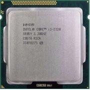 Processador Intel Core  i3 2120 3,3GHz DMI 5Gts LGA 1155 Oem