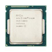 Processador Intel® Core™ i3-4160 3,60ghz 1MB SR1PK (Semi Novo)