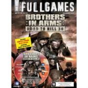 Revista Fullgames - N°96 Brothers In Arms Road To Hill 30 Jogo Completo