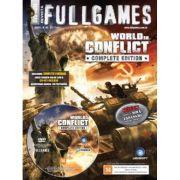 Revista Fullgames - Numero 95 - World In Conflict Midia Fisica Jogo Completo