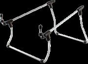 Suporte P/ Notebook Regulável Metal Cromado Reliza