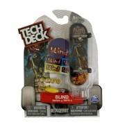 Tech Deck Mini Skate de dedo Multikids  Blind Series 4 BR263