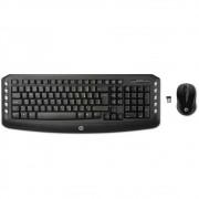 Teclado e Mouse HP Sem Fio LV290AA