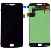 Tela Display Frontal Tela Touch Lcd Moto G5 XT1672 XT1675 Preto