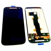 Tela Touch Screen LCD Display Motorola MOTO E2 Preto Original