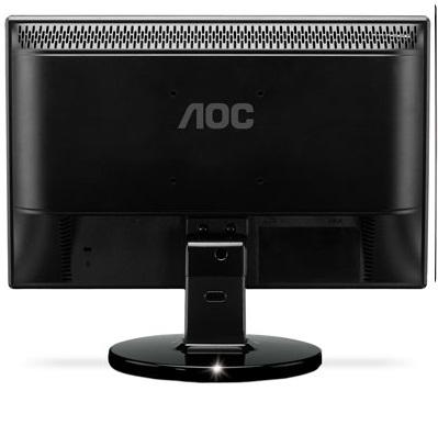 Monitor LCD 15,6´ Widescreen Multimidia 1619SWA Aoc