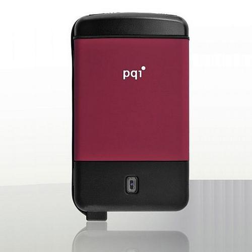 HD Externo Portátil Ultra-Resistente H560 320GB USB Vermelho PQI