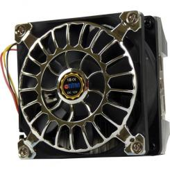 Cooler Para Amd 462 K7 3200+ Luz Azul EVERCOOL