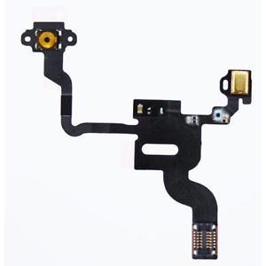 Cabo Flex Botão Power Sensor de Proximidade iPhone 4g