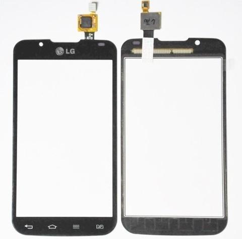 Tela Touch LG Optimus L5 II E455 Preto