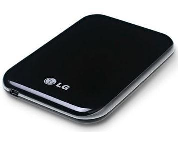 HD Externo 500GB LG HXD5U50PLS USB 480MB-s 5400rpm Externo