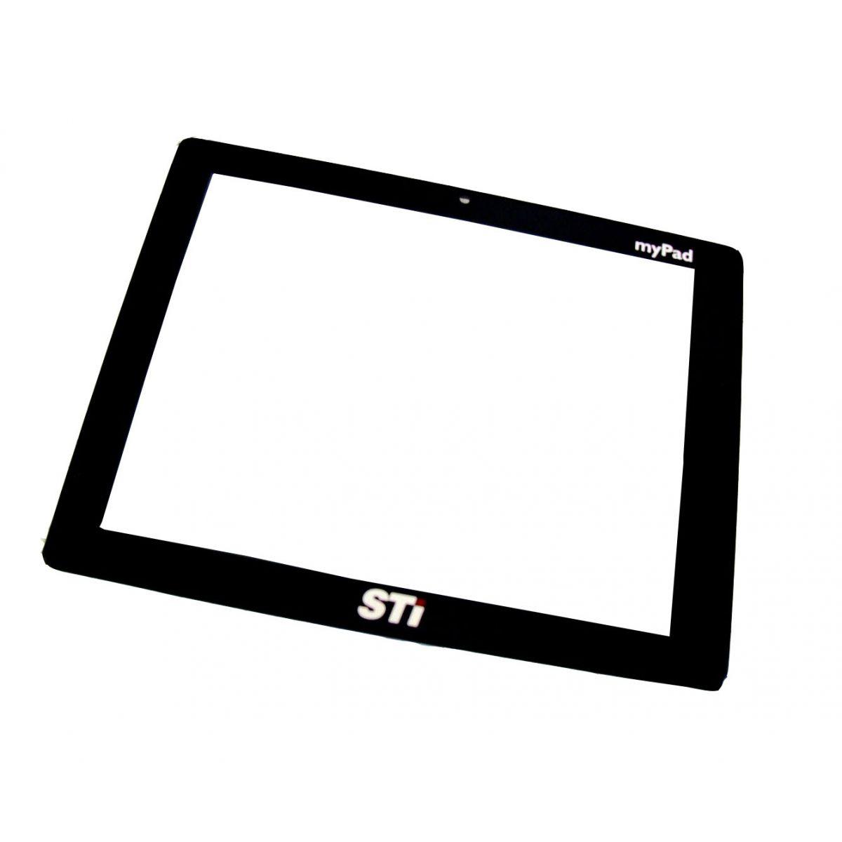 Tela touch tablet Semp Toshiba 10 Polegadas 1020W Retirada