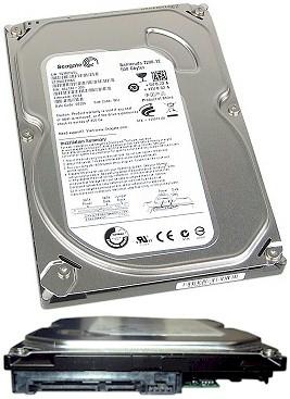 HD 320 Gb SATA Notebook Seagate