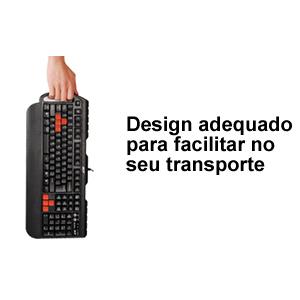 Teclado Gaming X7 G-700